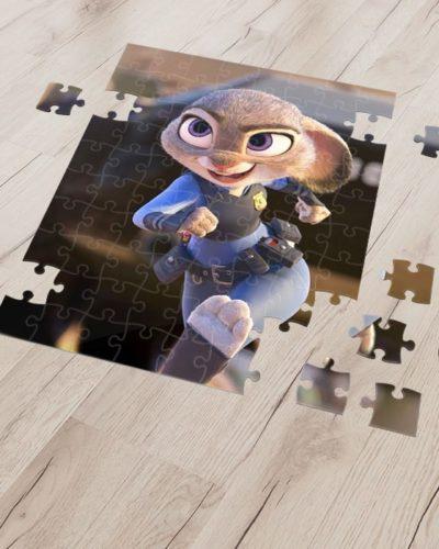Puzzle personalizat cu o poza Portret !