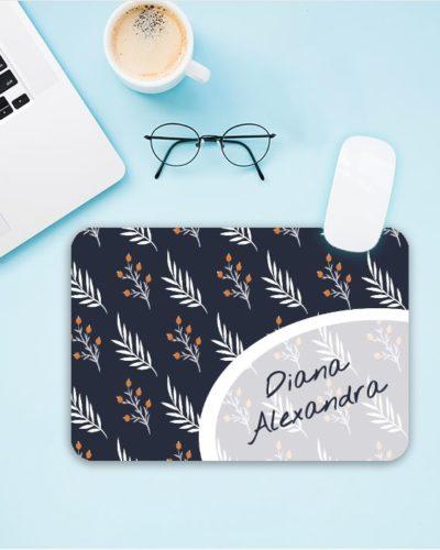 Mousepad personalizat cu numele sau mesaj.