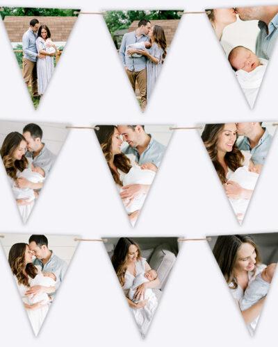 9 Steaguri petrecere personalizate cu pozele tale