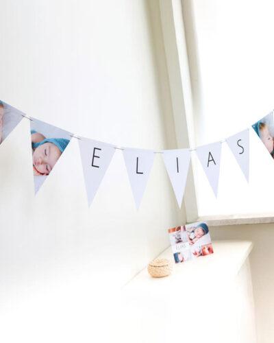 Steaguri petrecere personalizate cu poze si nume