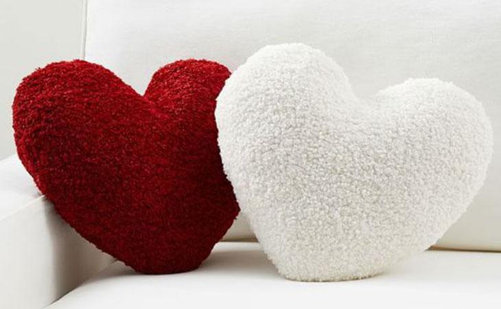 Perne in forma de inima