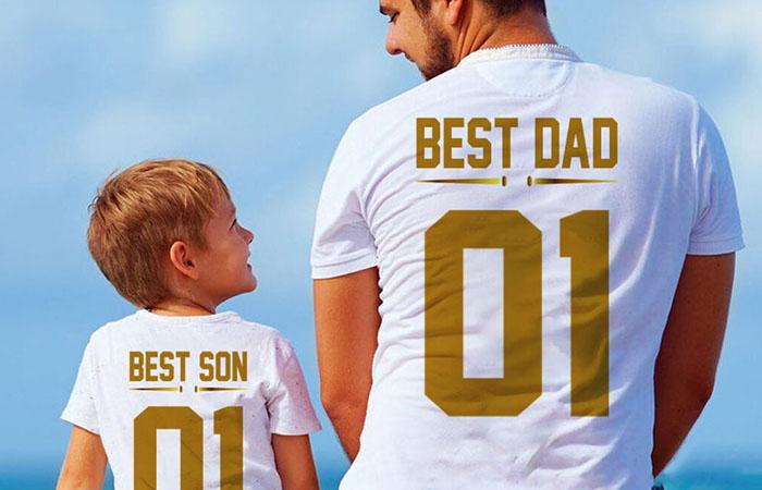 Tricouri Tată Fiu